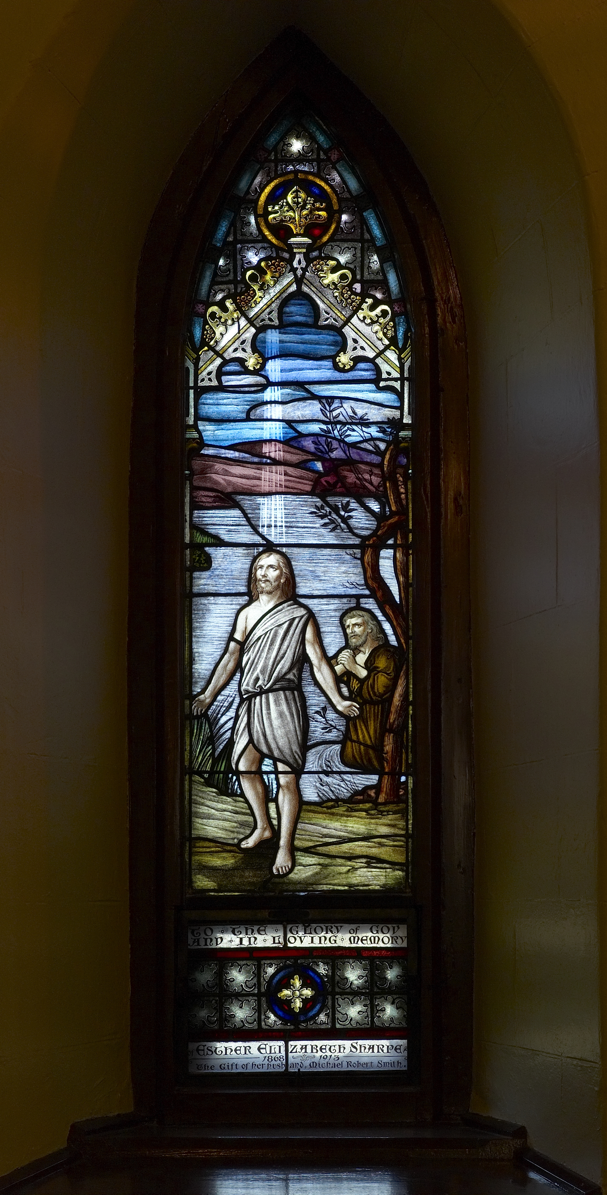 1846f70cb8e4 Meditation on Our Stained Glass Windows